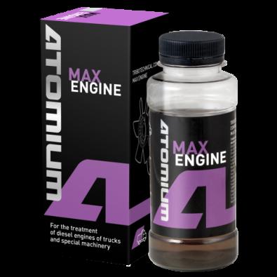 Atomium MAX 200 ENGINE, Aditivo aceite de motor diesel, mas de 8 L